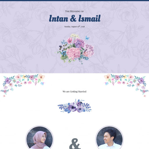 Intan & Ismail