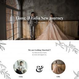Liang & Lidia New Journey