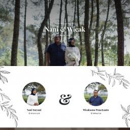 Nani & Wicak Weding