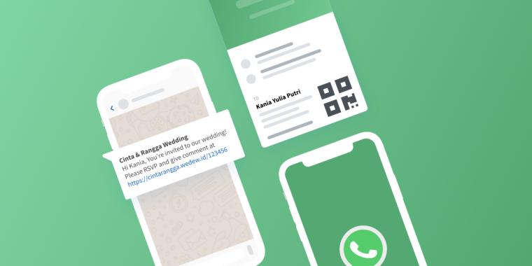 Solusi Membuat Undangan Personalisasi Menggunakan WhatsApp