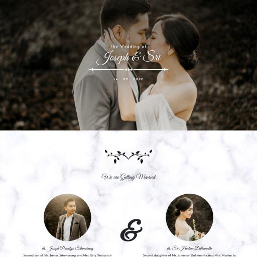 Joseph & Sri Wedding