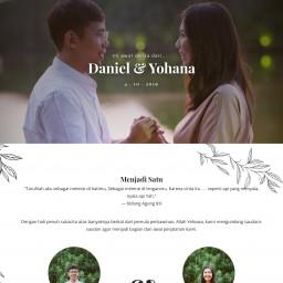 Daniel & Yohana