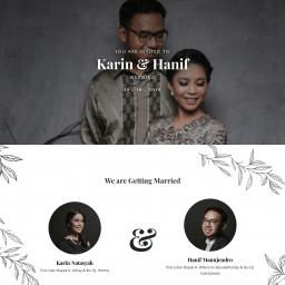 Karin & Hanif