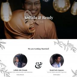 Ardhila & Rendy