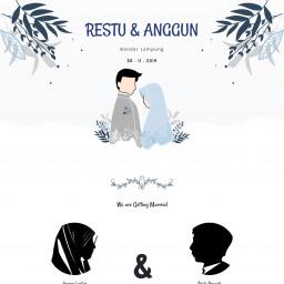 RESTU & ANGGUN