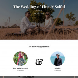 The Wedding of Fina & Ipung