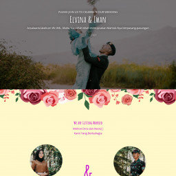 Elvina & Iwan's Wedding Day