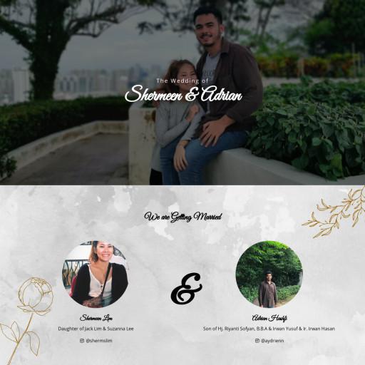 The Wedding of Shermeen & Adrian