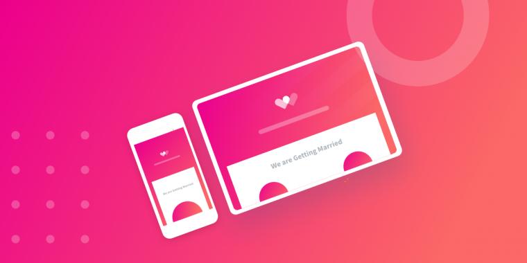 Inspirasi Desain Undangan Digital yang Disesuaikan dengan Tema Pernikahan