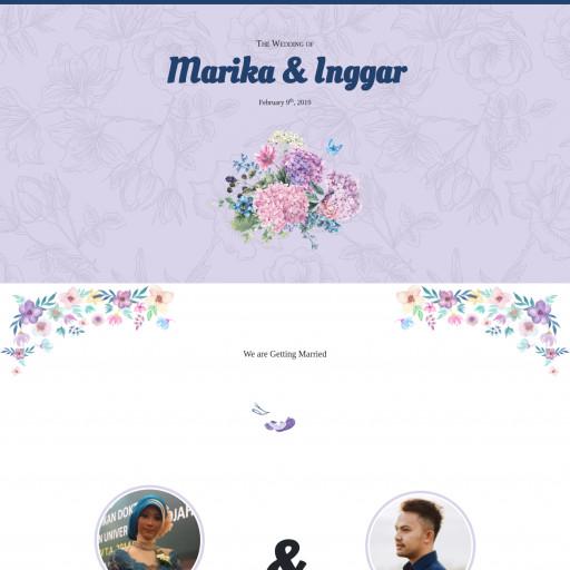 Marika & Inggar