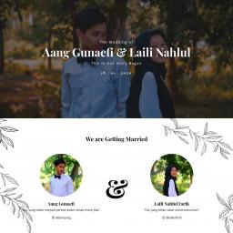 Aang Gunaefi dan Laili