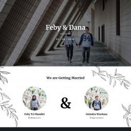Feby & Dana
