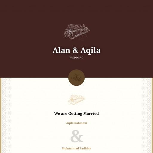 Alan & Aqila