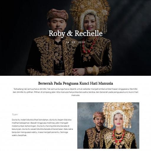 Rechelle & Roby