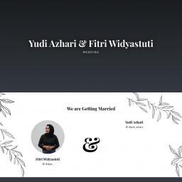Yudi Azhari & Fitri Widyastuti