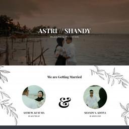ASTRI & SHANDY