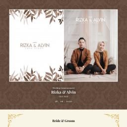Rizka Nur Farida & Andi Alvian