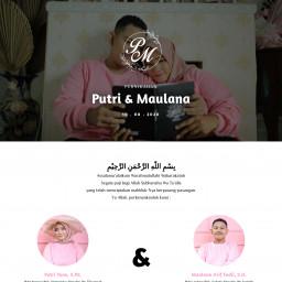 Putri & Maulana