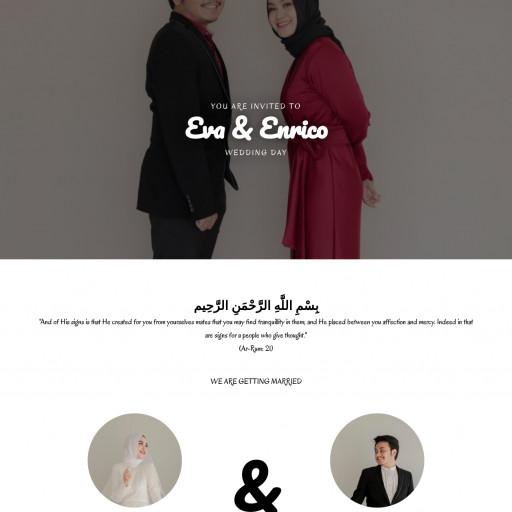 Eva & Enrico Wedding Day