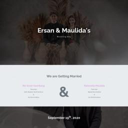 Ersan & Maulida's Day