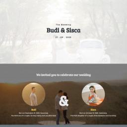 Budi & Sisca