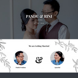 Pandu & Rini Wedding Sesi 1