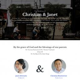 Christian & Janet