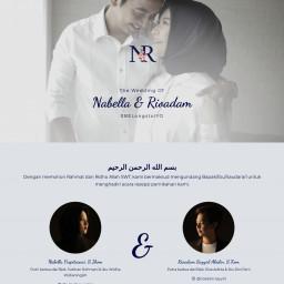 The Wedding of Nabella & Rioadam