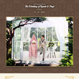 The Wedding of Ryanti & Panji
