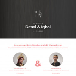 Deavi & Iqbal
