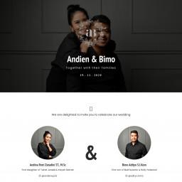 Andien & Bimo