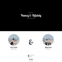 Rifaldy & Nancy