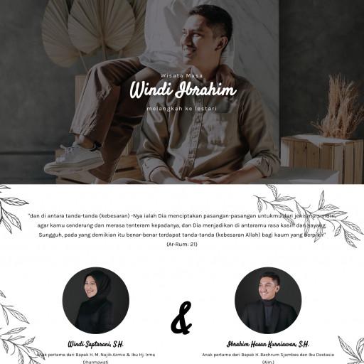 Akad Nikah Windi & Ibrahim