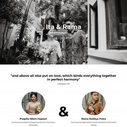 Puspita & Rama
