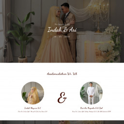 Indah & Ari Wedding