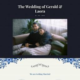 The Wedding of Gerald & Laora