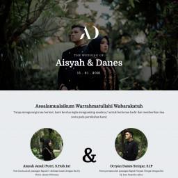 Aisyah & Danes Sesi 1