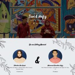 Tiwi & Hafiz