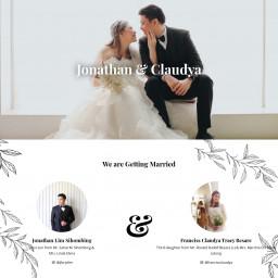 Jonathan & Claudya