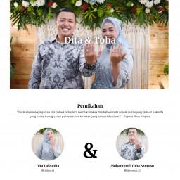Dita & Toha