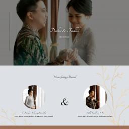DITHA FADHIL WEDDING