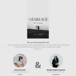Le Mariage de Gilang & Resy