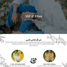 Dian & Alif