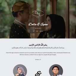 Della & Egan Wedding