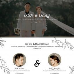Erick & Cindy Wedding