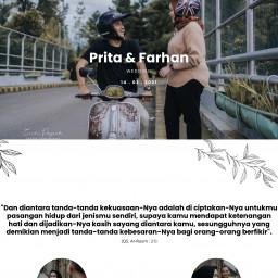 Prita & Farhan
