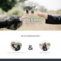 Sheilla & Iqbal