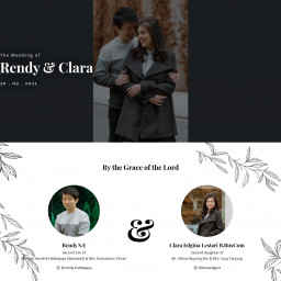 Rendy & Clara Wedding