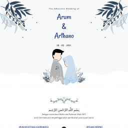 ARUM & ARTHANO WEDDING