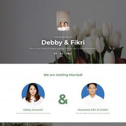Debby & Fikri
